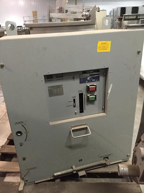 FG-2-05025-12 Fluarc Square D 1200A 4.76KV Vacuum Circuit Breaker