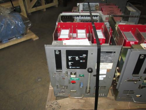 DSL-206 Westinghouse 800A EO/DO 600A Cont. Current 1200A Fuses LI Air Circuit Breaker