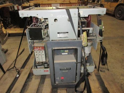 AKR-6D-75 GE 3200A EO/DO LSG Air Circuit Breaker