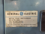 GE Metal Clad Single Section Switchgear 4160V (#49)