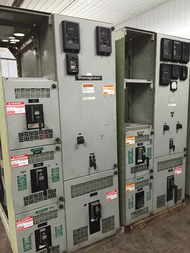 Westinghouse Metal Enclosed DB Switchgear Complete Lineup