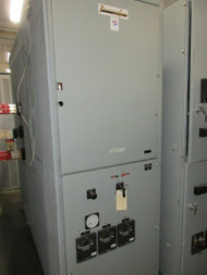 GE PowerVac Single Section Switchgear (#103)