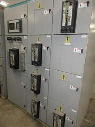 Siemens 480/277V Switchgear (#108)