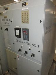 DS Westinghouse/Cutler-Hammer 480/277V Switchgear (#114)