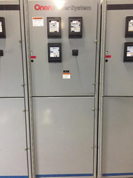 GE PowerVac 15KV Single Section Switchgear (#143)