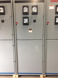 GE PowerVac 15KV Single Section Switchgear (#144)