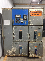 GE AKD-5 Switchgear (#152)