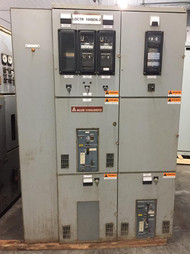 Allis-Chalmers 480V LA Switchgear (#154)