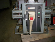FP-50 Federal Pacific 2000A MO/FM LI Air Circuit Breaker