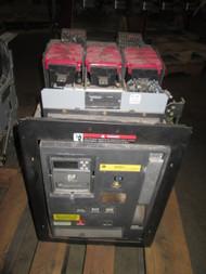 WPH-08 GE WavePro 800A EO/DO LSI Air Circuit Breaker