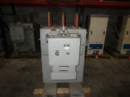 AM-13.8-500-4 GE Magne-Blast 1200A 15KV Air Circuit Breaker
