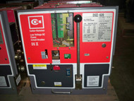 DSII-620 Cutler-Hammer 2000A 1200A Cont. Current MO/DO Air Circuit Breaker (No Trip Unit)