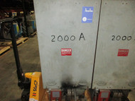50 DHP 250 Westinghouse 2000A 5KV Air Circuit Breaker