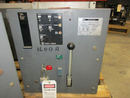 DS-416 Square D 1600A EO/FM LIG Air Circuit Breaker