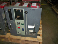 DS-206 Westinghouse 600A Frame 400A Cont. Current MO/DO LI Air Circuit Breaker