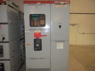 GE AKD-8 Style 2 Switchgear Single Section Main (#4)