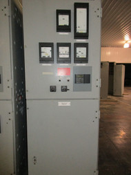 Square D Metal Clad Series 3 Switchgear Tie Section (#32)