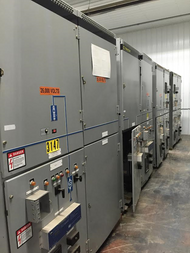 Square D Metal Clad Series 5 Switchgear Complete Lineup