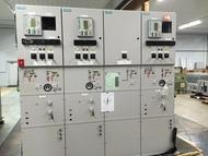 Siemens 8DA10 1250A 38KV SF6 Gas-Insulated Switchgear W/Tie Riser (#56)