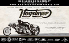 Hogslayer: The Unapproachable Legend Documentary DVD