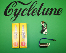 1974-1980 Kawasaki KZ400, KZ440, KZ750 Tune Up Kit By Cycletune