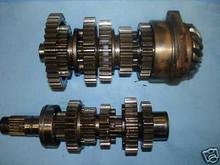 1982-1985 Honda CB650SC Transmission Assembly Complete