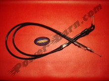 Motion Pro Throttle Cable Set Suzuki DRZ400 with Keihin FCR