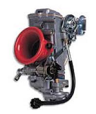 Keihin Red 30MM Length Velocity Stacks for FCR Carburetors