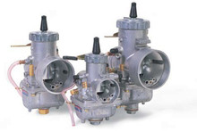 Mikuni VM Series Smoothbore Roundslide Single Carburetors