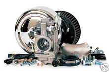 Mikuni HSR42-8 Total Carburetor Kit for Harley Big Twin Evolution