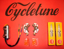 1965-1976 CL450, CB450, CB500T Tune Up Kit By Cycletune