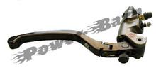 Brembo 19X20 Billet Front Brake Radial Master Cylinder With Folding Lever