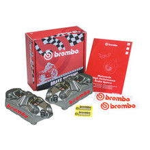 Brembo HP M4 Monobloc Caliper Kit with 100MM Spacing