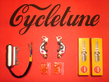 1968-1973 CB350, CL350, SL350 Tune Up Kit By Cycletune