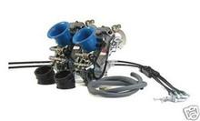Honda NT650 Hawk GT Keihin FCR Carburetor Kit