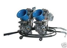 1999-2002 Suzuki SV650 Keihin FCR Carburetor Kit