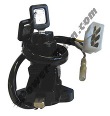 Ignition Key Switch OEM Replacement Kawasaki EX250, EX500, KZ550, ZX600, KZ650, ZX750, KZ750, KZ1000, KZ1100