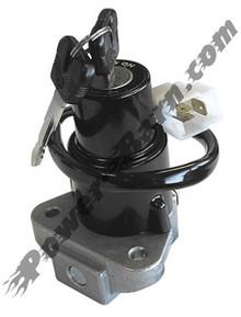 Ignition Key Switch OEM Replacement Yamaha SR, XJ, XS, XV, FJ, FZ, FZR,