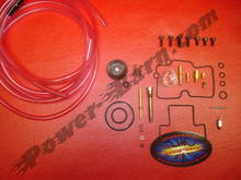 Keihin FCR OEM Carburetor Rebuild Kits for Honda Kawasaki Suzuki Yamaha