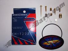 Keyster Carburetor Rebuild Kit for 1969-1970 Honda SL350 KH-1223