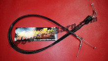 Motion Pro Custom Oversize Throttle Cables for Suzuki DRZ400 with OEM or Keihin FCR-MX Carburetors