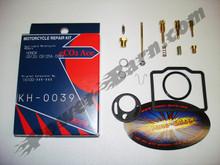 Keyster Carburetor Rebuild Kit for 1968-1969 Honda CB175 CL175 KH-0039