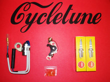1969-1976 CA175, CB175, CL175, SL175, CB200, CL200 Tune Up Kit By Cycletune
