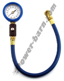 "Intercomp 2"" Deluxe Tire Pressure Gauge"