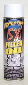 Spectro SX Foam or Gauze Type Air Filter Oil 15 oz