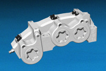 ISR Radial Mount Front Brake 6 Piston CNC Billet Monobloc Calipers 22-044