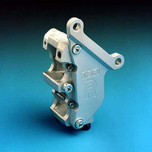 ISR Axial Mount Front Brake 4 Piston CNC Billet Calipers for Harley-Davidson