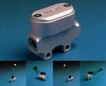 ISR High Performance CNC Billet Aluminum Rear Brake Master Cylinder 21-010
