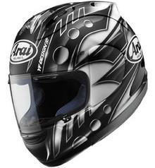 Arai Corsair V Harada Silver Helmet