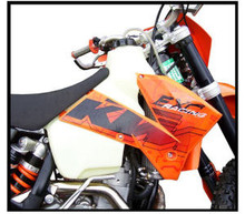 Clarke 3.1GAL Fuel Tank for KTM400EXC, KTM450EXC, KTM525EXC, KTM450XC 4 Stroke Motorcycles
